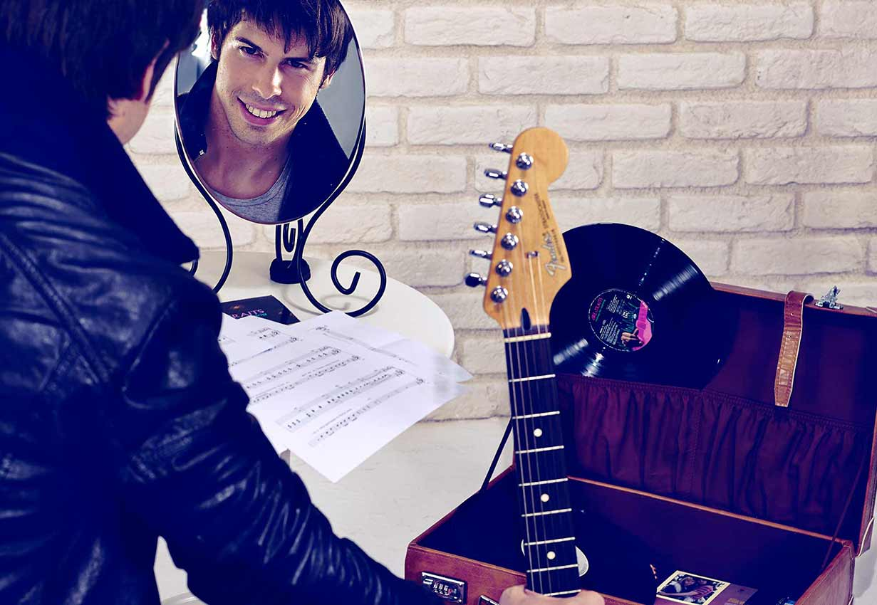Antonio Rivas Music