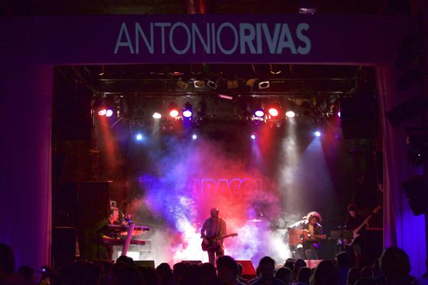 Antonio Rivas Sala Caracol Madrid 2016 Por Ahí