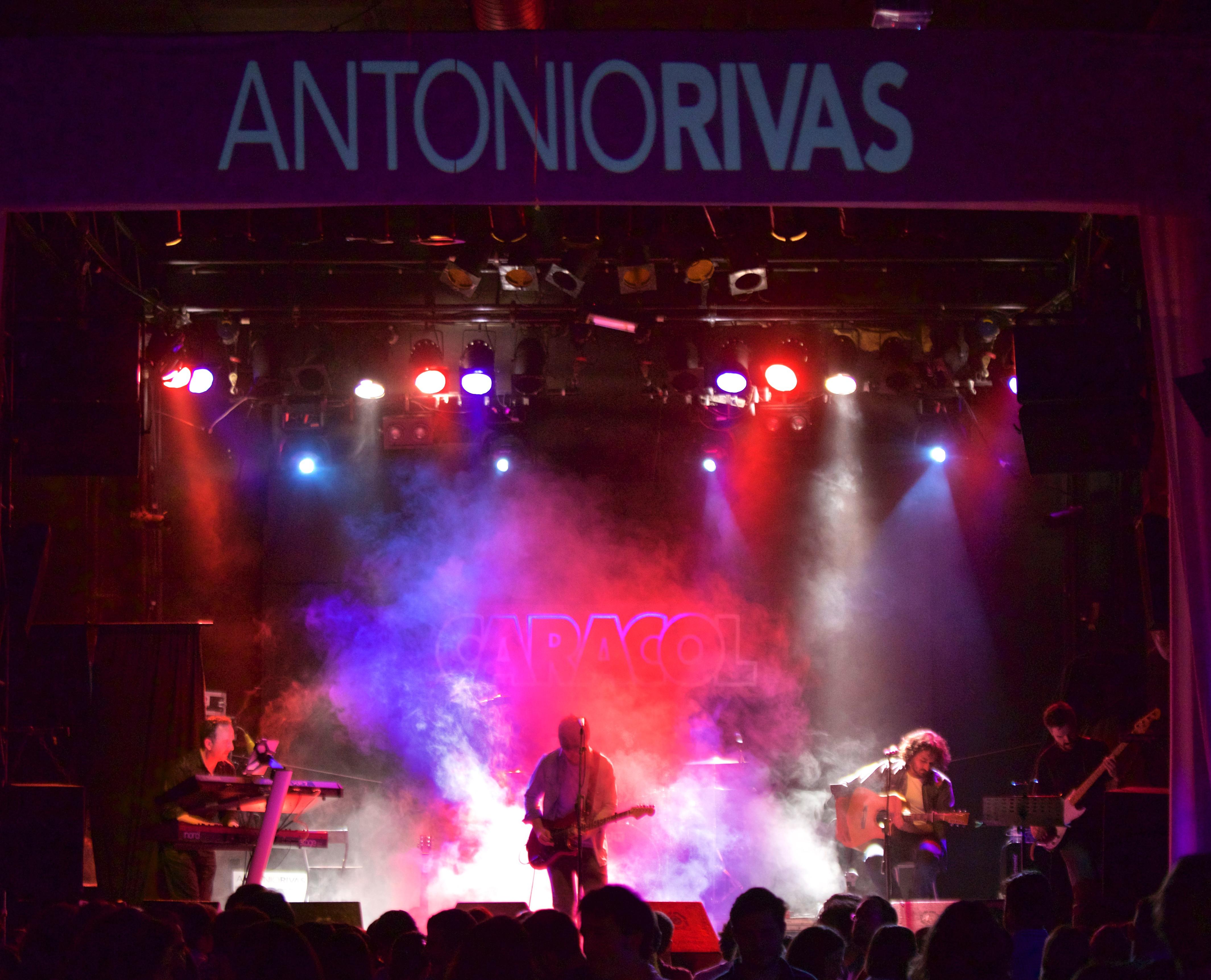 Antonio Rivas Sala Caracol Madrid 3