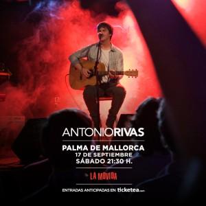 Antonio Rivas - Palma de Mallorca (La Movida)