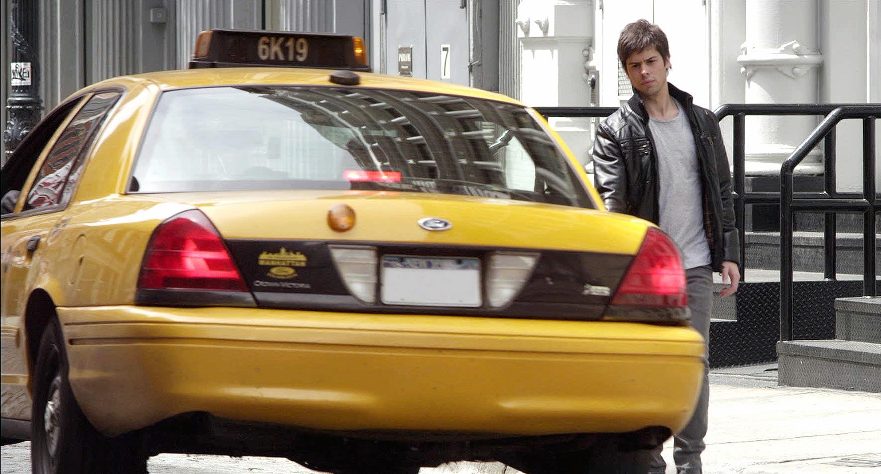antonio rivas taxi