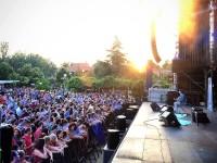 Antonio Rivas - Noches del Botanico 9 julio 2016 Madrid
