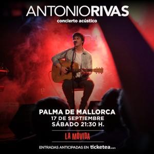 Antonio Rivas Palma de Mallorca La Movida Por Ahí 2016
