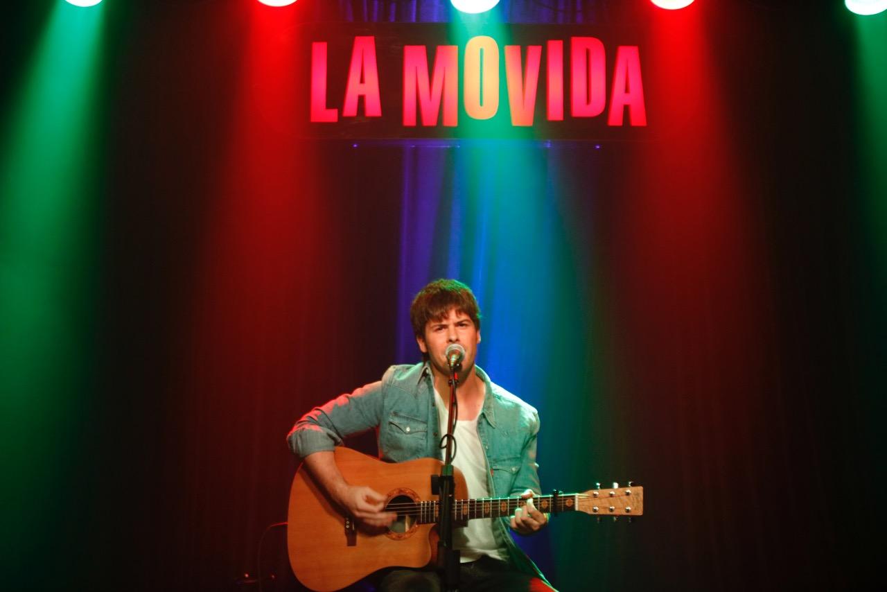 Antonio Rivas - La Movida (Palma de Mallorca) - Septiembre 2016